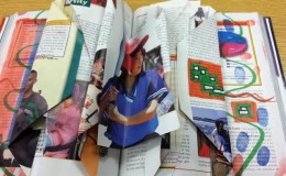 Altered Books-DACC