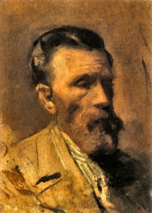 (15) Picasso's Father