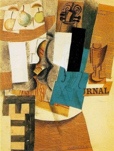 (20) Picasso Collage