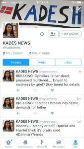 Kadesh 1